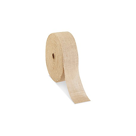 Rollo completo de yute biodegradable de 10 cms