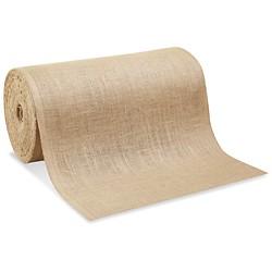 Rollo completo de yute biodegradable de 60 cms x 91 metros