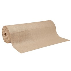 Rollo completo de yute biodegradable de 91 cms x 91 metros