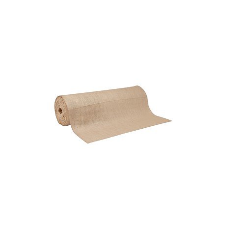 Rollo completo de yute biodegradable de 101 cms x 91.44 metros