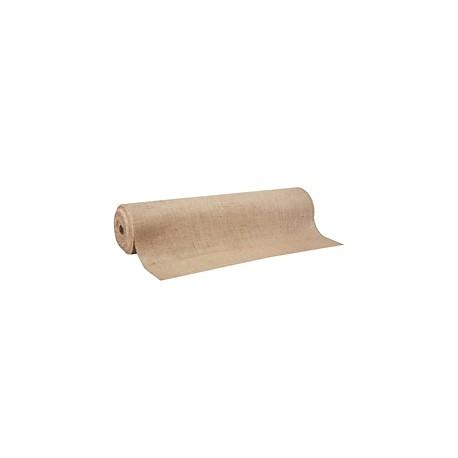 Rollo completo de yute biodegradable de 122 cms x 91.44 metros
